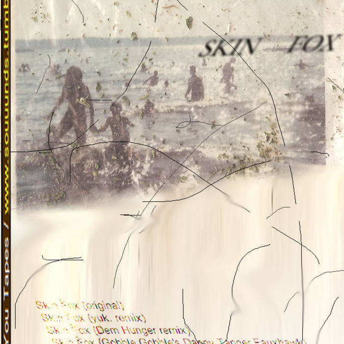 Skin Fox EP cover art
