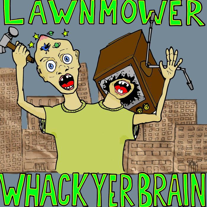 Whack Yer Brain (SYG-002) cover art
