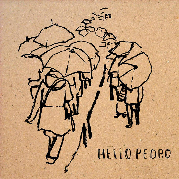 Hello Pedro cover art