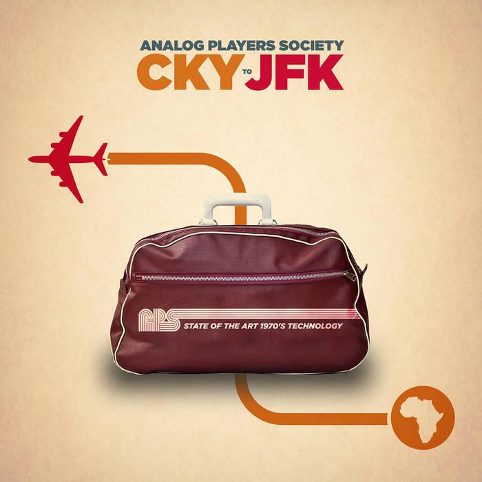 CKY to JFK cover art