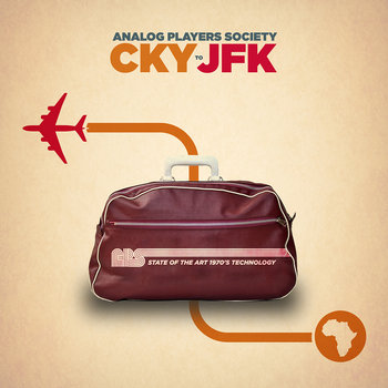 CKY to JFK cover art