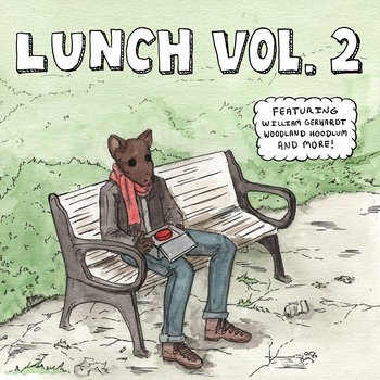Lunch Vol. 2 cover art