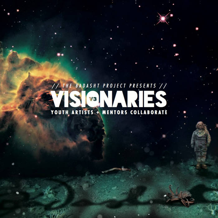 Badasht Vol. III - Visionaries cover art