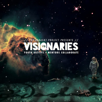 Badasht Vol. III - Visionaries cover art
