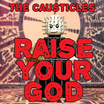 Raise Your God cover art