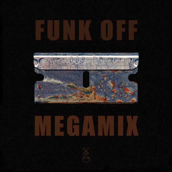 FUNK OFF MEGAMIX cover art