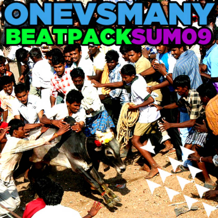 Beat Pack - Summer 2009 cover art