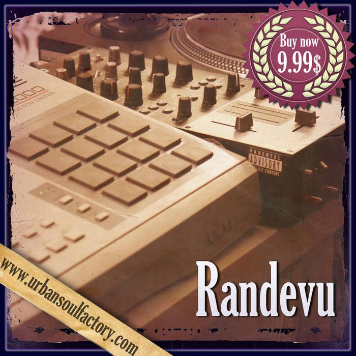Hip Hop Beats - Randevu (Hip Hop Beats, Rap Instrumentals, Soul Beats) cover art