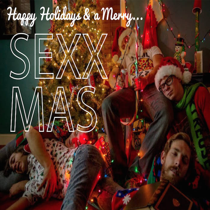 SEXXMAS cover art