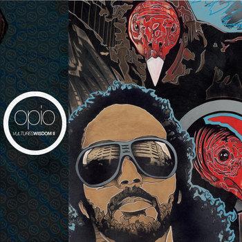 Vulture's Wisdom Vol. 2 cover art
