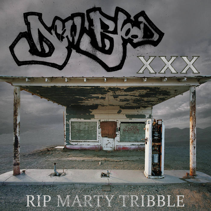RIP Marty Tribble cover art