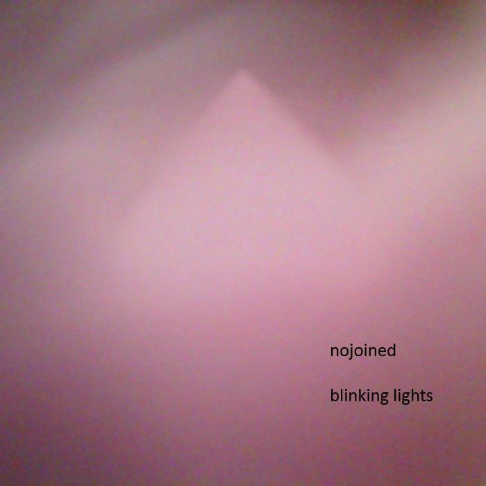blinking lights ep cover art