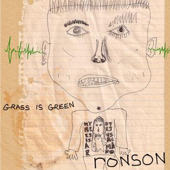 Ronson cover art