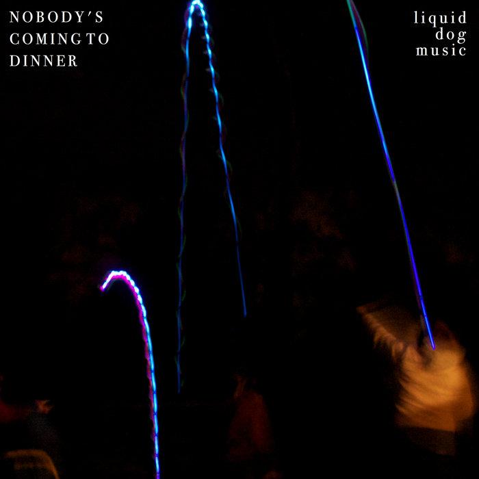 liquid dog music cover art