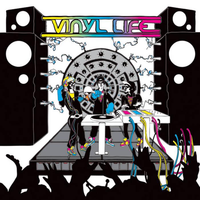 Vinyl Life cover art