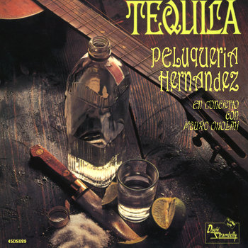 Tequila / La Martiniana (Single) cover art