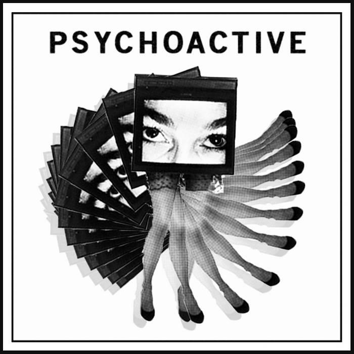 Psychoactive cover art