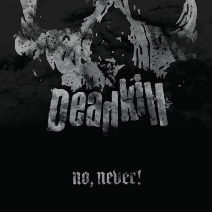 No, Never! cover art