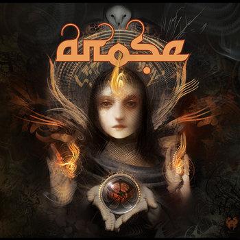 aRose cover art
