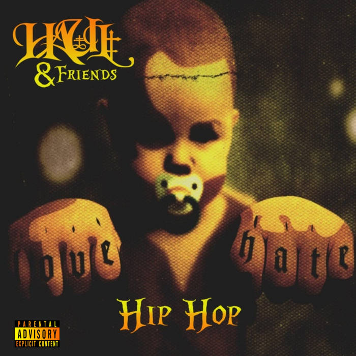 Love, Hate, Hip Hop cover art