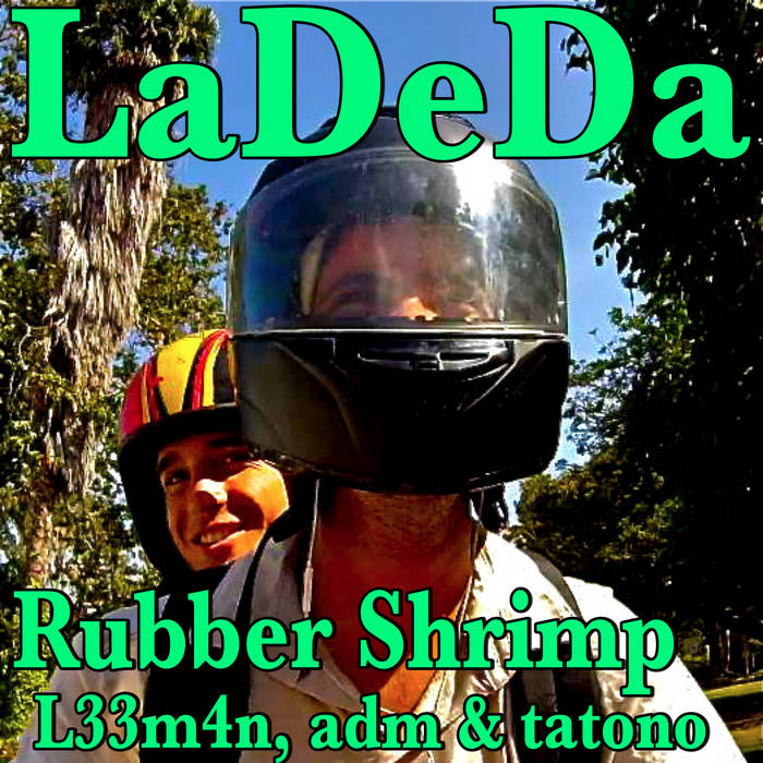 Rubber Shrimp cover art