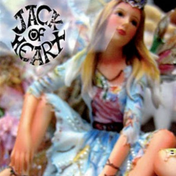 "JACK OF HEART ""Eureka"" EP cover art"