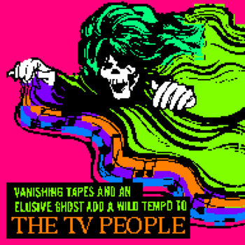 Vanishing Tapes cover art