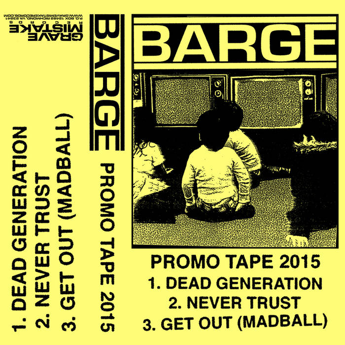 Promo Tape 2015 cover art