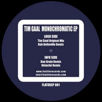 Monochromatic EP [ Flatflife Deep ] cover art