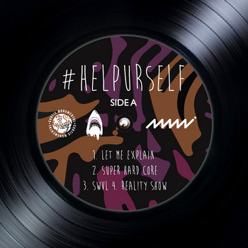 #HelpUrSelf SIDE A cover art