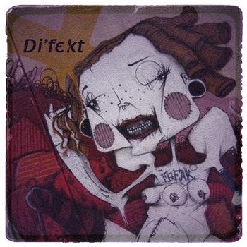 FREAK E.P. cover art