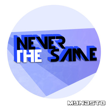 Never The Same cover art