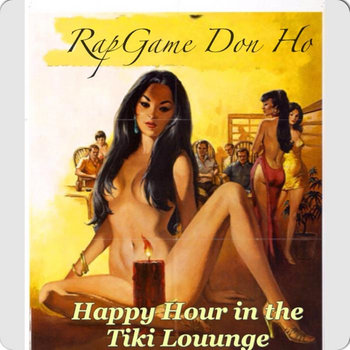Happy Hour in the Tiki Lounge cover art