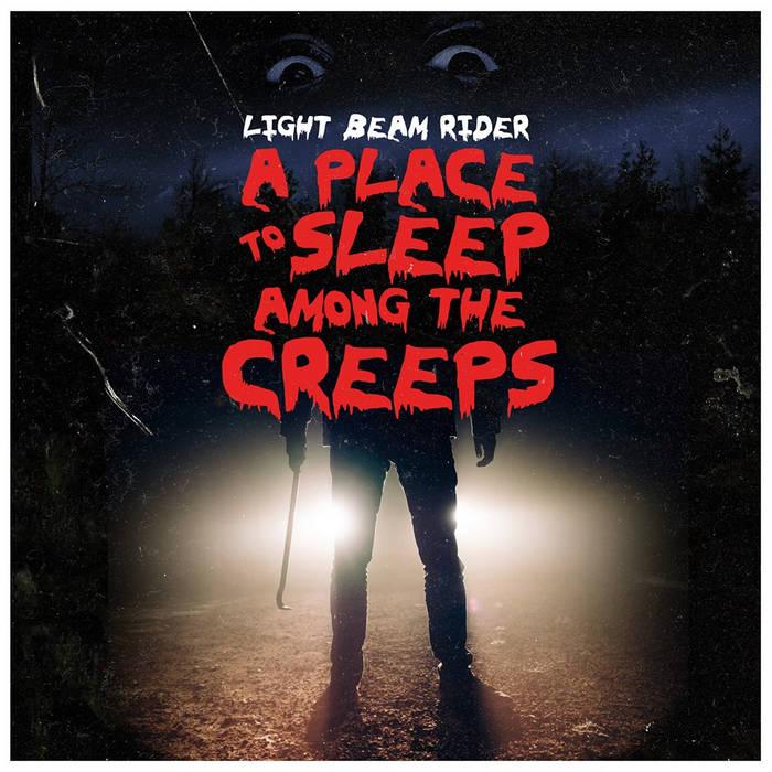A Place to Sleep Among the Creeps cover art