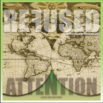 Refused Art Culture - ATTENTION VOL.1 cover art