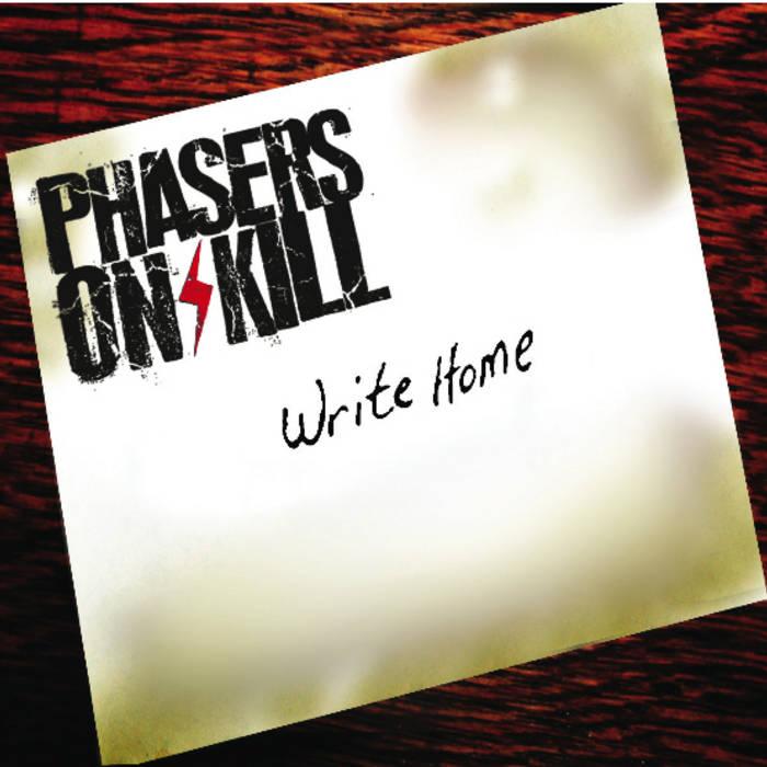Write Home cover art