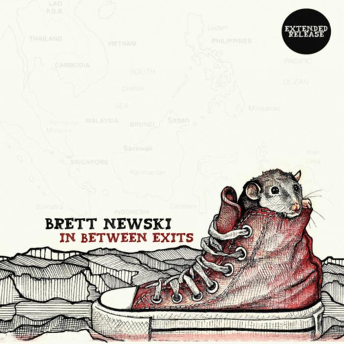 In Between Exits cover art