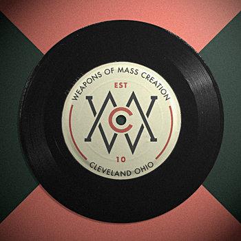 WMC Fest 2012 Music Sampler cover art
