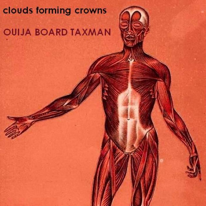 OUIJA BOARD TAXMAN cover art