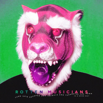 Rotten Zoo cover art