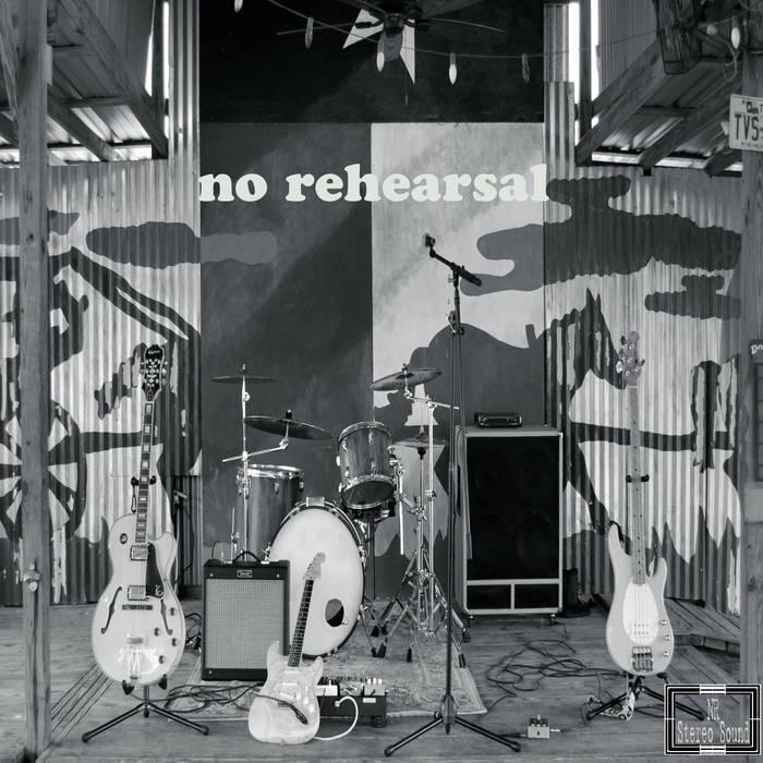 no rehearsal cover art