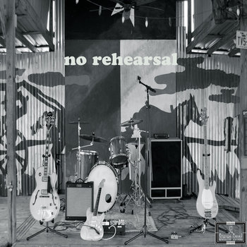 no rehearsal cover art