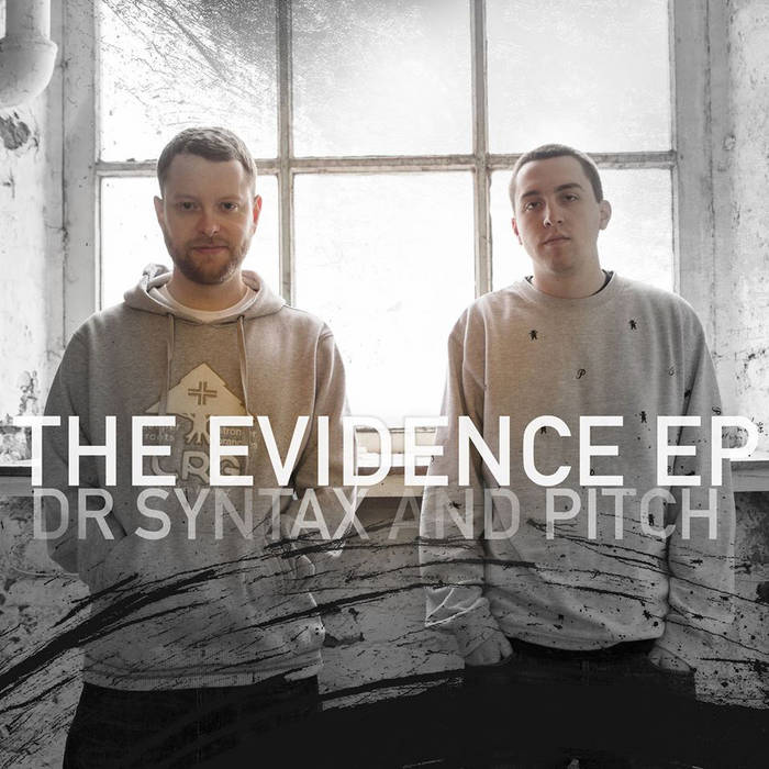 """The Evidence """"EP' cover art"""