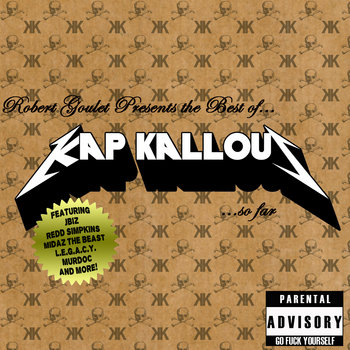 Robert Goulet Presents The Best of Kap Kallous.....So Far (MIXED BY DJ DOLO) cover art