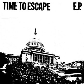 Time To Escape EP cover art