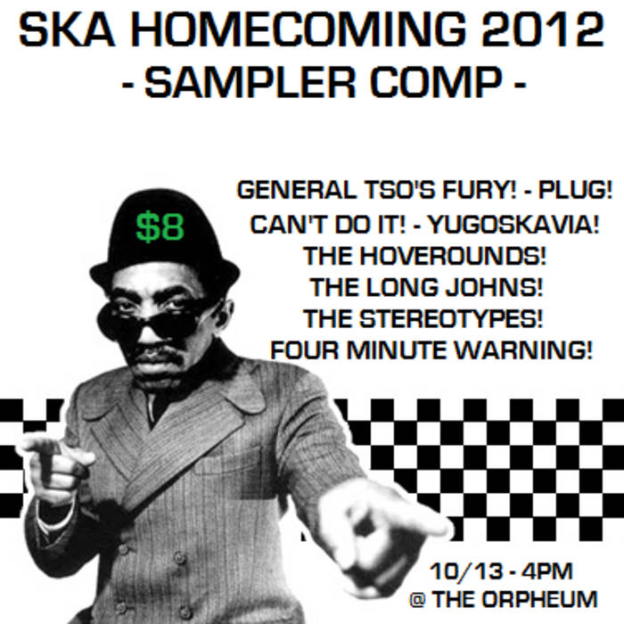 Ska Homecoming 2012 Sampler cover art
