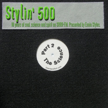 Stylin' 500 - Part 2: The Science cover art