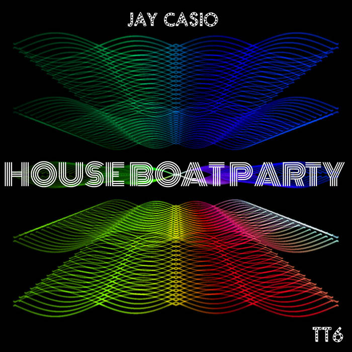 HOUSE BOAT PARTY cover art