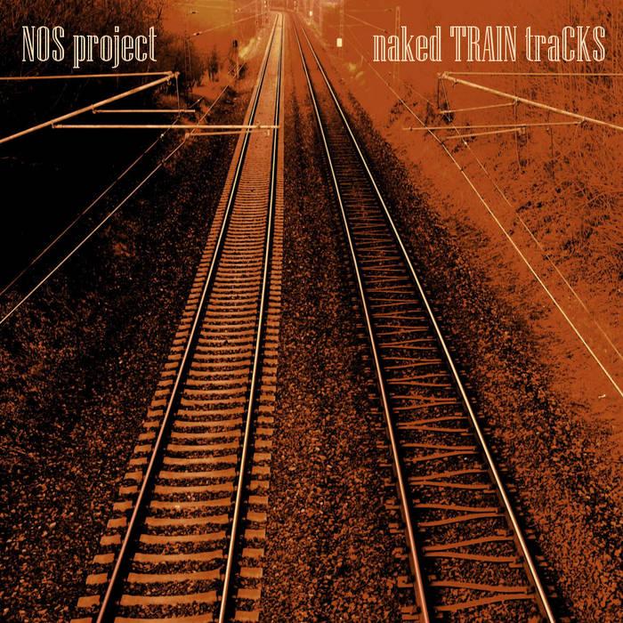 naked TRAIN traCKS cover art