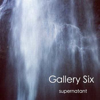 supernatant cover art